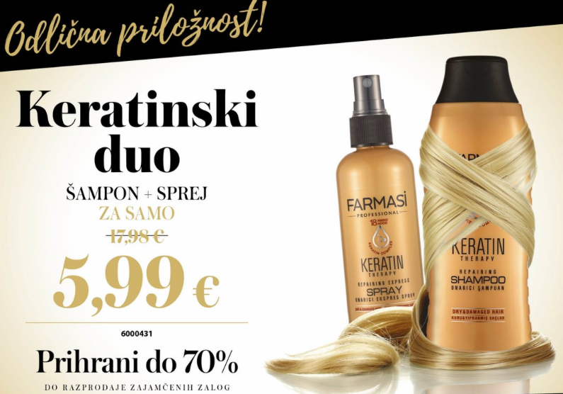 Keratinski duo – Must have!