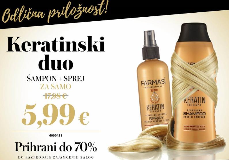 Keratinski duo – Must have!
